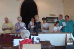 Hymn Sing 2011