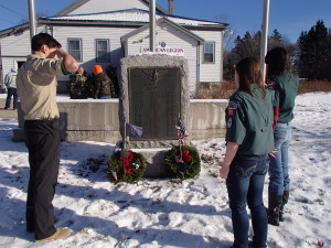 Wreaths Across America Event