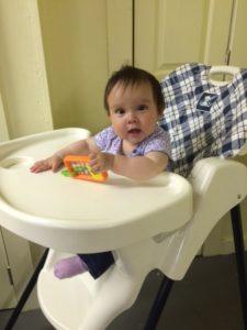 Church Supper - baby